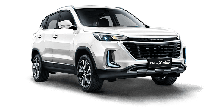 BAIC X35 FL 1.5 MT Luxury
