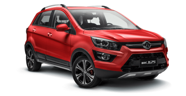 BAIC X25 1.5 MT Comfortable
