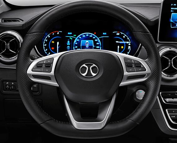 Controles al volante