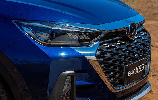 Sensores de estacionamiento delanteros